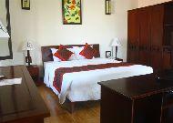 отель Hoi An Garden Villas Hotel: Deluxe poolside room