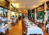 отель Hoi An Riverside Resort Hotel: Ресторан