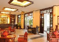 отель Hoi An Trail Resort & Spa Hotel: Reception