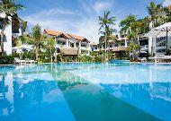 отель Hoi An Trail Resort & Spa Hotel: Бассейн