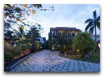 отель Hoi An Trail Resort & Spa Hotel: Территория отеля