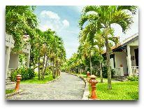 отель Hoi An Beach Resort: Территория отеля