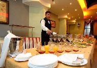 отель Holiday Bishkek: Ресторан