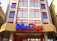 отель Holiday Bishkek: Фасад