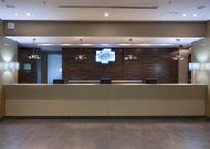 отель Holiday Inn Almaty: Ресепшен