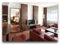 отель Holiday Inn Almaty: Президентский люкс