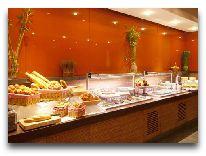 отель Holiday Inn Almaty: Шведский стол