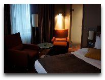 отель Holiday Inn Almaty: Номер Полу люкс