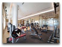 отель Holiday Inn Baku: Тренажерный зал