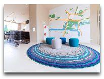отель Holiday Inn Kaliningrad: Холл