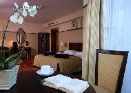 отель Holiday Inn Krakow City Centre: Номер Свит