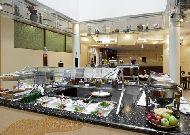отель Holiday Inn Krakow City Centre: Шведский стол