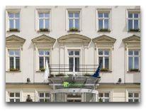отель Holiday Inn Krakow City Centre: Вход в отель