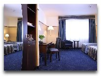 отель Holiday Inn Krakow City Centre: Классик номер