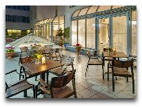отель Holiday Inn Krakow City Centre: Лобби бар и кафе Patio