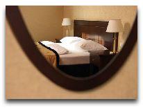 отель Holiday Inn Krakow City Centre: Спальня в номере Свит