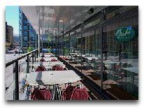 отель Holihday Inn Helsinki City Center: Терраса