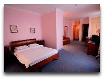 отель Horizont Hotel: Номер Deluxe Caspian Sea