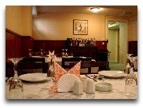 отель Horizont Hotel: Ресторан