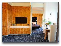 отель Palanga: Двухкомнатные апартаментты SPA Design