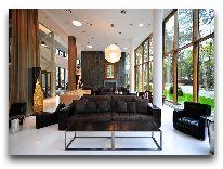 отель Palanga: Лобби SPA Design