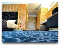 отель Palanga: Номер класса экстра SPA Design