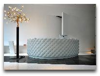 отель Palanga: Ресепшен SPA Design