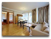 отель Palanga: Апараменты трехкомнатные SPA Luxury2