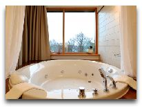 отель Palanga: Апартаменты с джакузи SPA Luxury