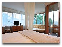 отель Palanga: Апартаменты с баней SPA Luxury