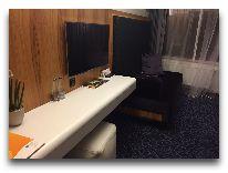 отель Palanga: Номер класса экстра SPA Desing