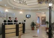 отель Vedzisi Hotel: Ресепшен
