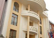 отель Vedzisi Hotel: Фасад