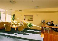 отель Hotel Alka: Ресепшен