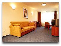 отель Hotel Alka: Гостиная в номере Аpartment