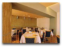 отель Hotel Alka: Ресторан