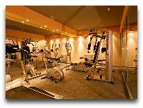 отель Hotel Alka: Тренажерный зал