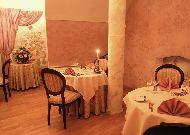 отель Amadeus: Ресторан