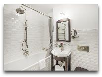 отель Hotel Apartment Dzukija: Ванная комната