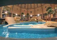 отель Hotel Aqua: Бассейн с морской волной в аквапарке