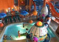 отель Hotel Aqua: Детский бассейн