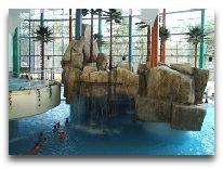 отель Hotel Aqua: Аквапарк