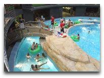 отель Hotel Aqua: Бурная река
