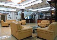 отель Hotel Asia Ferghana: Холл отеля