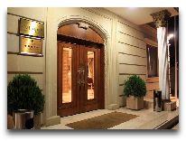 отель Atropat Hotel: Вход в отель