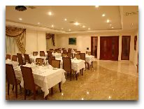 отель Atropat Hotel: Ресторан