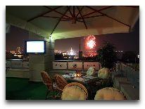 отель Atropat Hotel: Ресторан Терраса