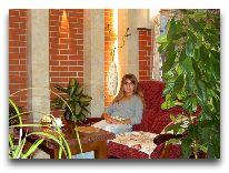 отель Черепаха: Зимний сад
