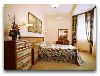 отель Черепаха: Двухкомнатный люкс - спальня