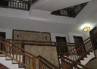 отель Hotel Crystal: Лестница в холле